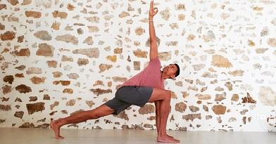 Laurent Bidari - Perte de poids et remise en forme à travers le mouvement en conscience