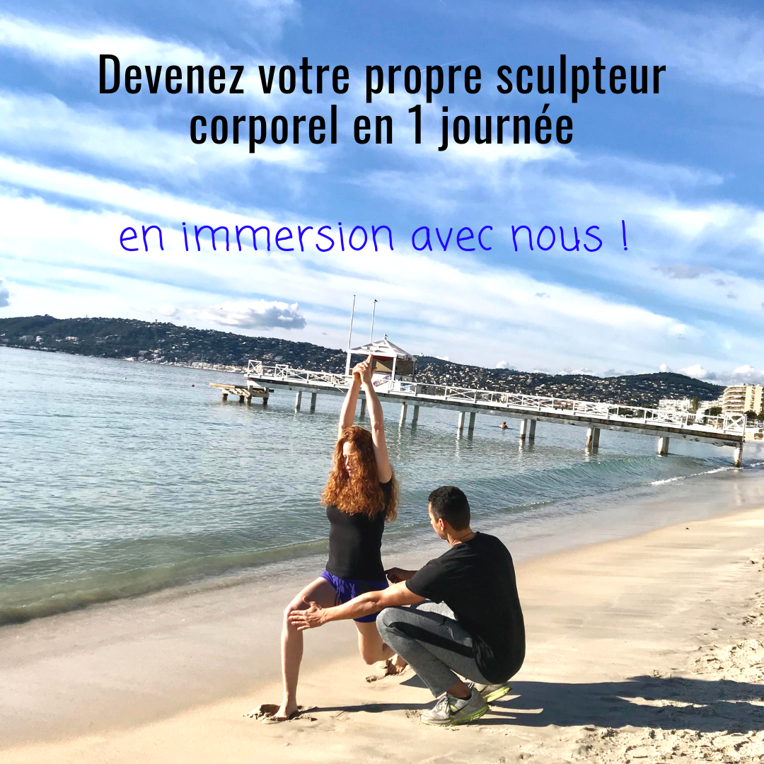"""""""Devenez votre propre sculpteur corporel""""  Journée immersion"""